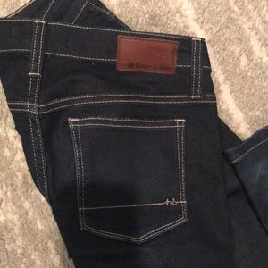 Henry and Belle micro flare jeans